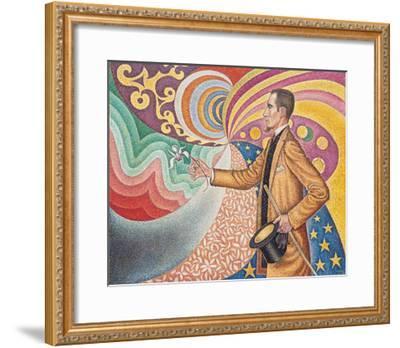 Opus 217-Paul Signac-Framed Premium Giclee Print