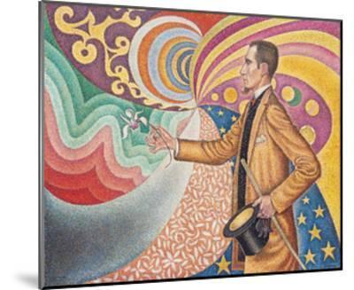Opus 217-Paul Signac-Mounted Premium Giclee Print