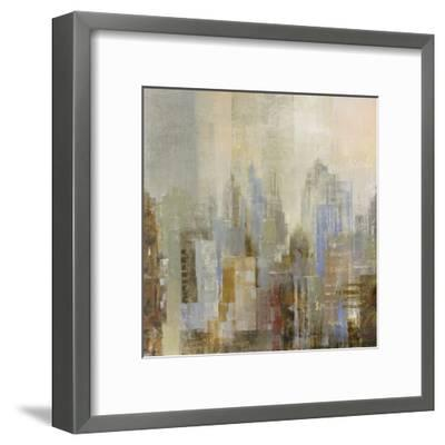 Midtown View I-Longo-Framed Art Print