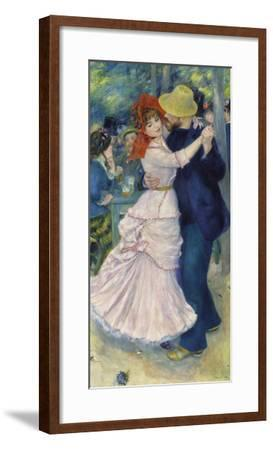 Dance at Bougival, 1883-Pierre-Auguste Renoir-Framed Giclee Print