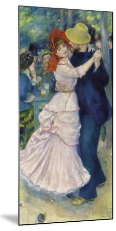Dance at Bougival, 1883-Pierre-Auguste Renoir-Mounted Giclee Print