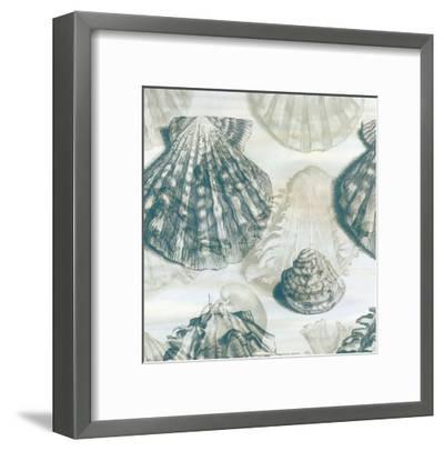 Shell Engraving 2-John Butler-Framed Art Print