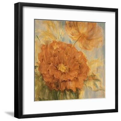 Sunlit Flowers I-Philip Brown-Framed Giclee Print