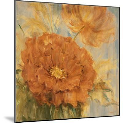 Sunlit Flowers I-Philip Brown-Mounted Giclee Print