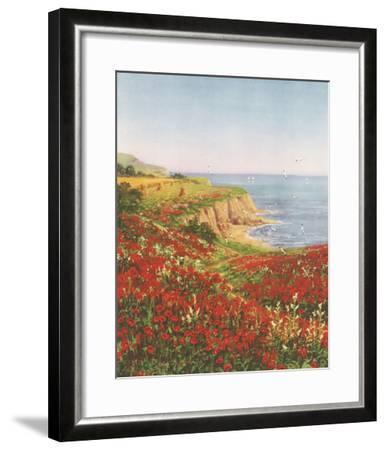Poppyland-John Halford Ross-Framed Giclee Print