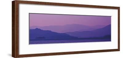 Fading Dawn-Jakob Dahlin-Framed Giclee Print