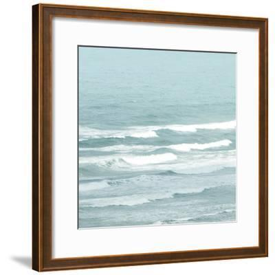 Gentle Waves-Joseph Eta-Framed Giclee Print
