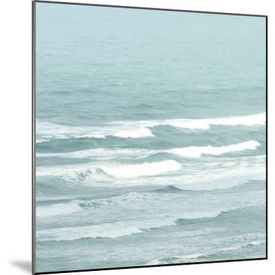 Gentle Waves-Joseph Eta-Mounted Giclee Print