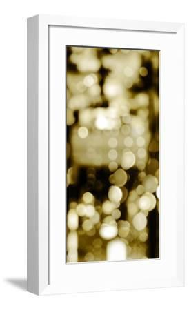 Golden Reflections Triptych II-Kate Carrigan-Framed Giclee Print