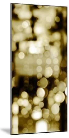 Golden Reflections Triptych II-Kate Carrigan-Mounted Giclee Print