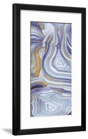 Agate Flow II-Danielle Carson-Framed Giclee Print