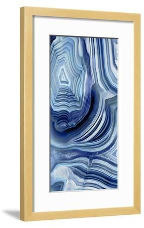 Agate Indigo I-Danielle Carson-Framed Giclee Print