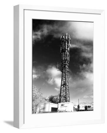 Whitley Bay Mast-Simeon Lister-Framed Giclee Print