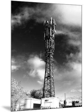 Whitley Bay Mast-Simeon Lister-Mounted Giclee Print