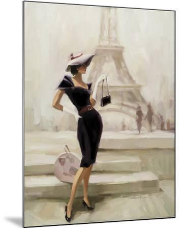 Love, From Paris-Steve Henderson-Mounted Art Print