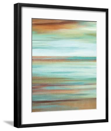 Sea Bottom I--Framed Art Print