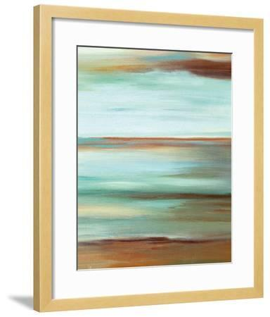 Sea Bottom II--Framed Art Print