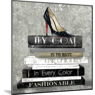 Every Color-Carol Robinson-Mounted Art Print