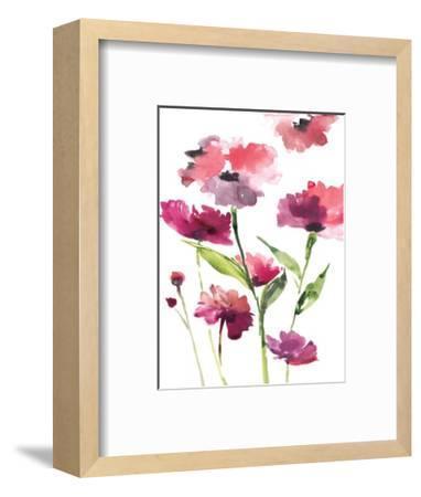 Razzleberry Blossoms-Rebecca Meyers-Framed Giclee Print