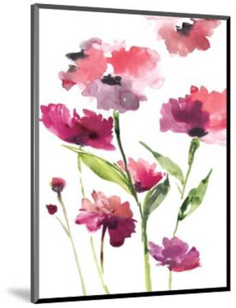 Razzleberry Blossoms-Rebecca Meyers-Mounted Giclee Print