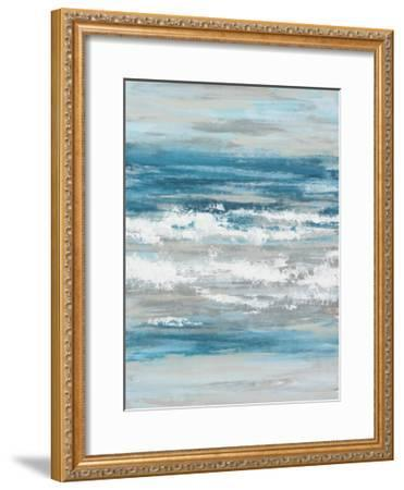 At The Shore I-Rita Vindedzis-Framed Art Print