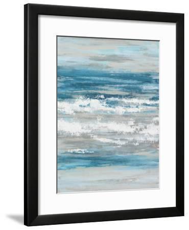 At The Shore I-Rita Vindedzis-Framed Art Print