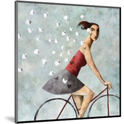 Follow Me-Didier Lourenco-Mounted Giclee Print