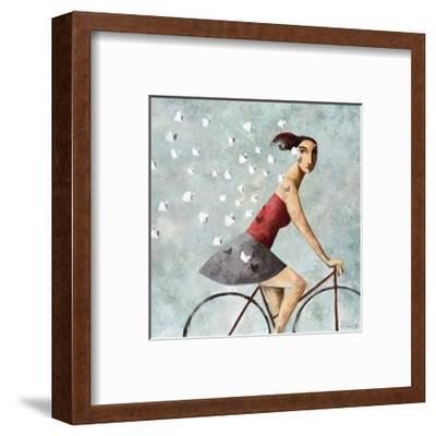 Follow Me-Didier Lourenco-Framed Giclee Print