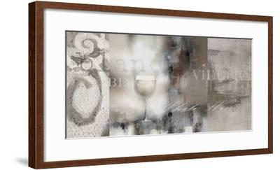Cellar Wine I-J^P^ Prior-Framed Art Print