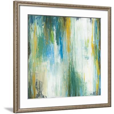 Blithe-Wani Pasion-Framed Art Print