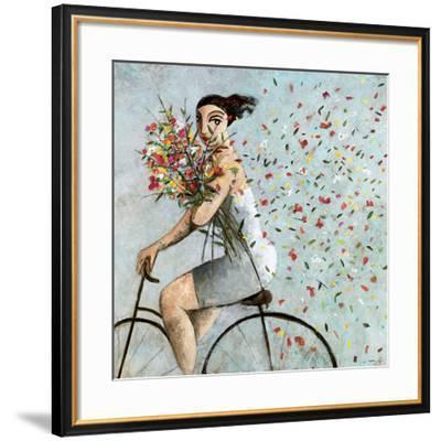 Petals-Didier Lourenco-Framed Art Print