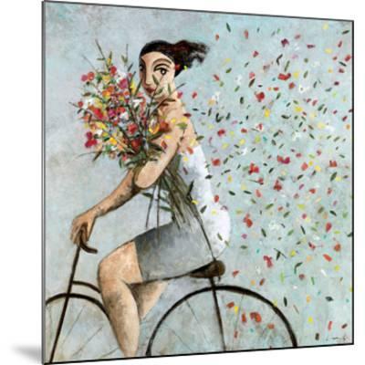 Petals-Didier Lourenco-Mounted Art Print