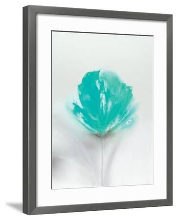 Aqua Sorbet I-J^P^ Prior-Framed Art Print