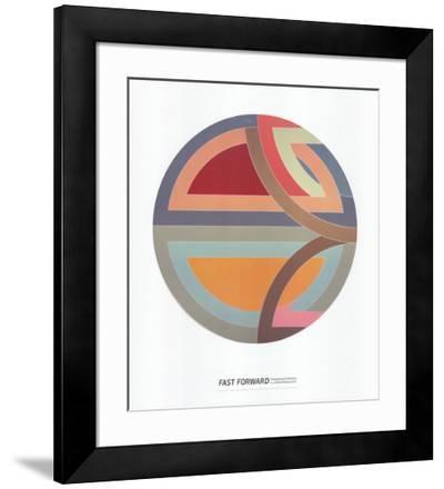 Sinjerli Variation I-Frank Stella-Framed Art Print