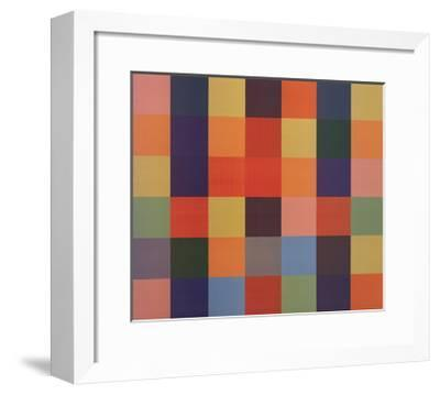 Sanary-Ellsworth Kelly-Framed Art Print