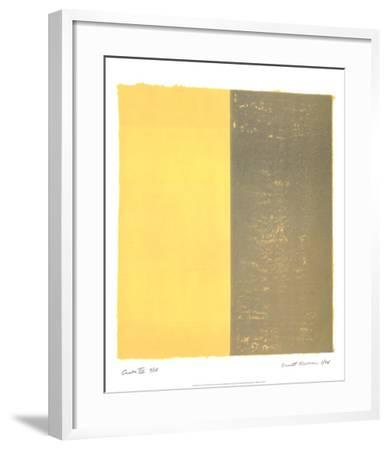 Canto XII-Barnett Newman-Framed Collectable Print