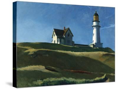 Lighthouse Hill, 1927-Edward Hopper-Stretched Canvas Print