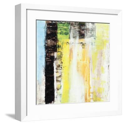 Serie Código #11-Ines Benedicto-Framed Art Print