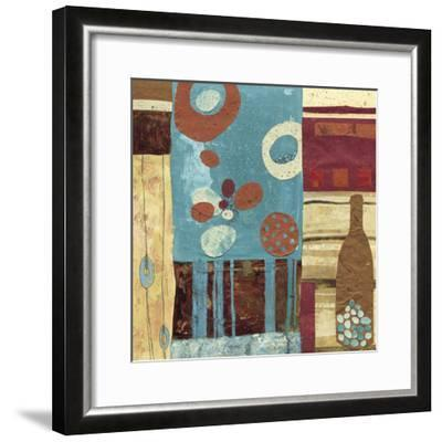 Drift Lines IV-Liz Myhill-Framed Giclee Print