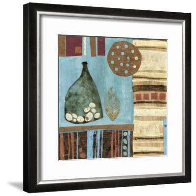 Drift Lines I-Liz Myhill-Framed Giclee Print