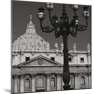 Rome-The Chelsea Collection-Mounted Giclee Print