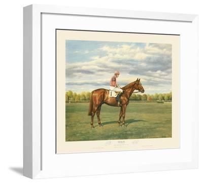 Neji-R S Reeves-Framed Premium Giclee Print