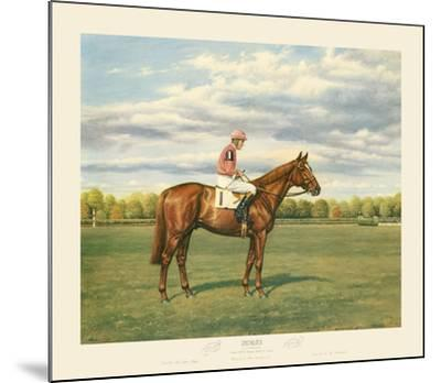 Neji-R S Reeves-Mounted Premium Giclee Print