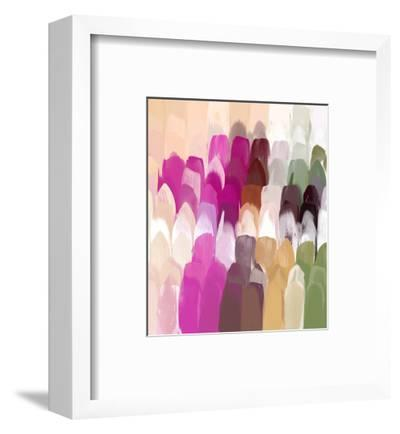 Color Swatches I--Framed Art Print