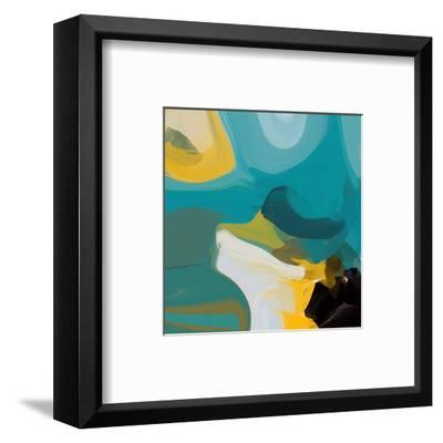 Into and Out--Framed Art Print