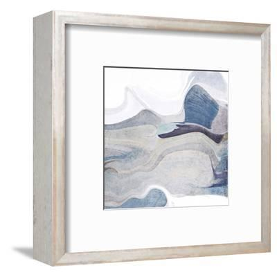 In the Breeze--Framed Art Print