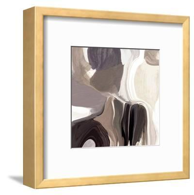 Behind the Surface III--Framed Art Print