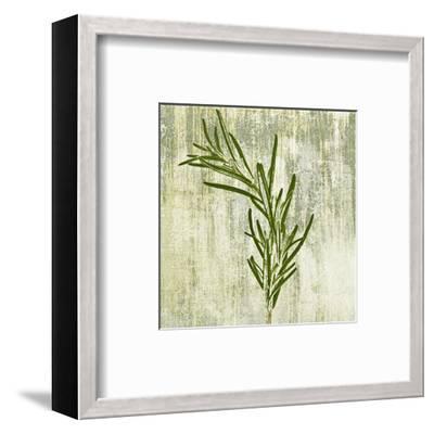 Leafy Green 3--Framed Art Print