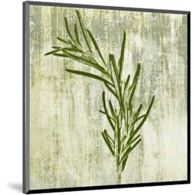 Leafy Green 3--Mounted Art Print
