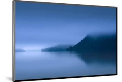 Blue Dawn Ullswater--Mounted Art Print